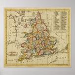 Inglaterra, País de Gales 6 Poster