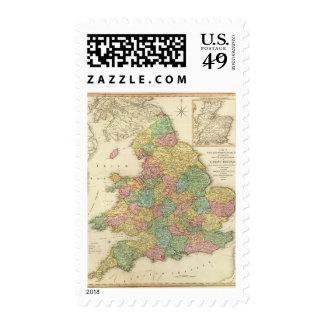 Inglaterra, País de Gales, Escocia Sellos