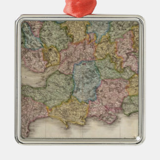 Inglaterra, parte meridional ornamente de reyes