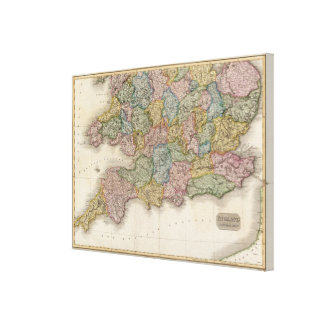 Inglaterra, parte meridional lona envuelta para galerias