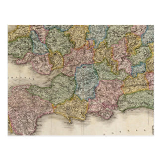 Inglaterra, parte meridional postales