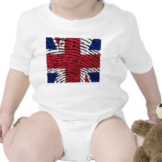 Inglaterra Trajes De Bebé