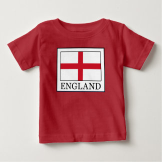 Inglaterra Playera De Bebé