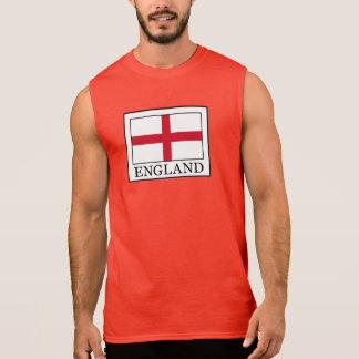 Inglaterra Playera Sin Mangas