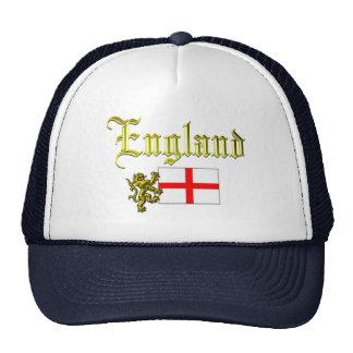 Inglaterra Reino Unido Gorros Bordados