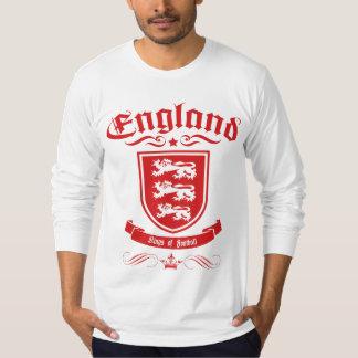 INGLATERRA - reyes del fútbol Remeras