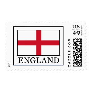 Inglaterra Sello Postal
