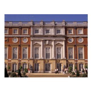 Inglaterra, Surrey, palacio del Hampton Court. 2 Postal