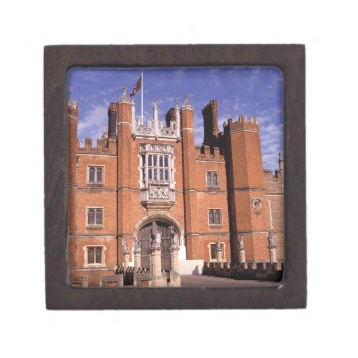 Inglaterra, Surrey, palacio del Hampton Court. 3 Caja De Regalo De Calidad
