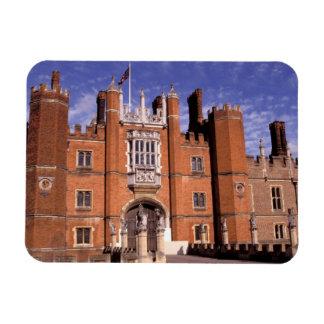 Inglaterra, Surrey, palacio del Hampton Court. 3 Imanes De Vinilo