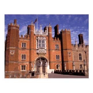 Inglaterra, Surrey, palacio del Hampton Court. 3 Postal