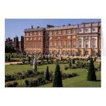 Inglaterra, Surrey, palacio del Hampton Court Tarjeta