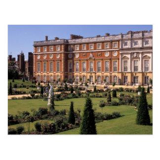 Inglaterra, Surrey, palacio del Hampton Court Tarjetas Postales