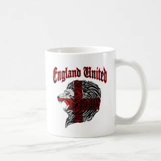Inglaterra Ted de uni Tazas De Café