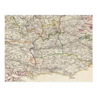 Inglaterra V Tarjetas Postales