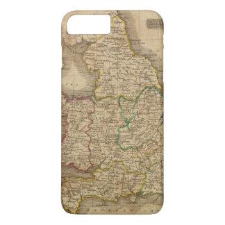 Inglaterra y País de Gales 4 Funda iPhone 7 Plus