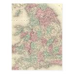 Inglaterra y País de Gales 5 Postal