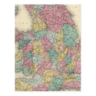 Inglaterra y País de Gales Postales