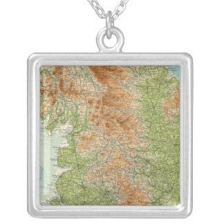 Inglaterra y País de Gales, sección septentrional Colgante Cuadrado
