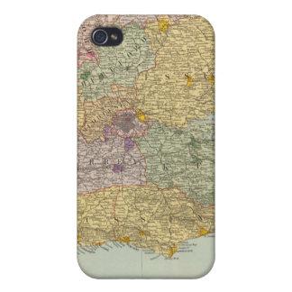 Inglaterra y País de Gales surorientales iPhone 4/4S Funda