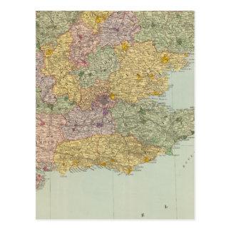 Inglaterra y País de Gales surorientales Postal