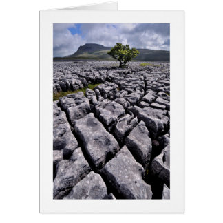 Ingleborough from White Scars, Yorkshire Dales Cards
