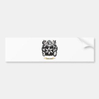Ingleby Coat of Arms (Family Crest) Car Bumper Sticker