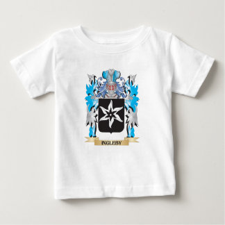 Ingleby Coat of Arms - Family Crest Tee Shirts