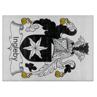 Ingleby Family Crest Cutting Boards
