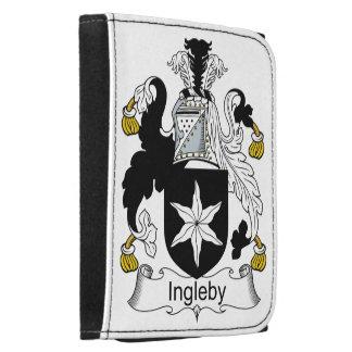 Ingleby Family Crest Tri-fold Wallet