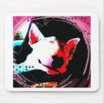 inglés bull terrier alfombrillas de ratones