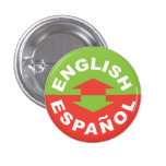 Inglés Español - hablo español Pin