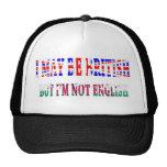 Inglés País de Gales de Británicos no Gorros