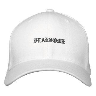 Inglés viejo del gorra para hombre temible blanco  gorra de beisbol bordada