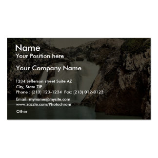 Ingleton, Beesley Falls, Yorkshire, England classi Business Cards