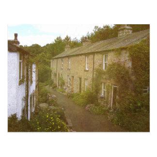 Ingleton, North Yorkshire Postcard