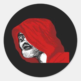 Inglip Gropaga Classic Round Sticker