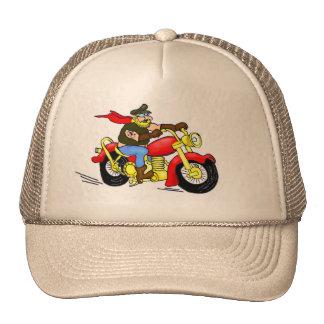 Ingo on the way mesh hat