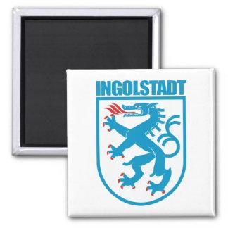 Ingolstadt Imán Cuadrado