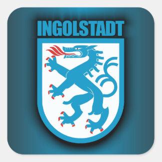 Ingolstadt Square Sticker