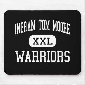 Ingram Tom Moore - Warriors - High - Ingram Texas Mouse Mat