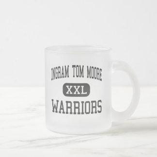 Ingram Tom Moore - Warriors - High - Ingram Texas Coffee Mug