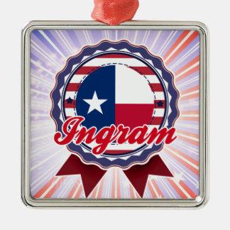 Ingram, TX Ornamentos De Navidad