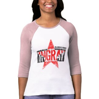 INGRAY - Closer Away Star T-Shirt