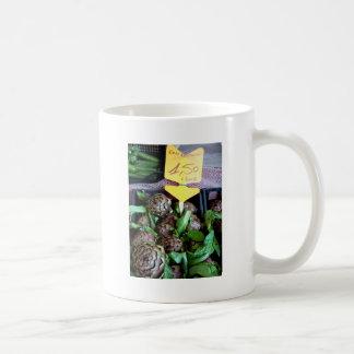 Ingredient driven cooking coffee mug