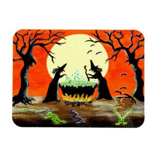 """Ingredientes escape """" del imán de """"de Halloween """""""
