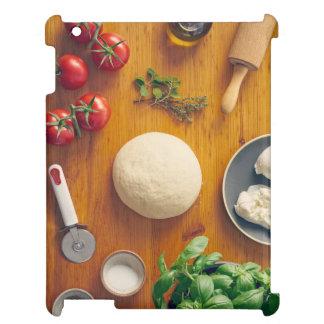 Ingredientes para hacer la pizza