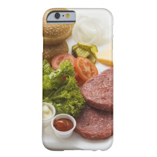 Ingredients for cheeseburgers barely there iPhone 6 case