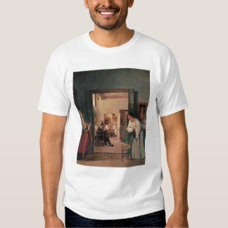 Ingres' Studio in Rome T Shirt