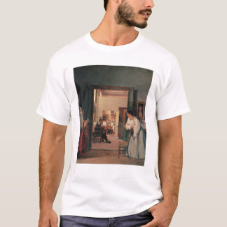 Ingres' Studio in Rome T-Shirt